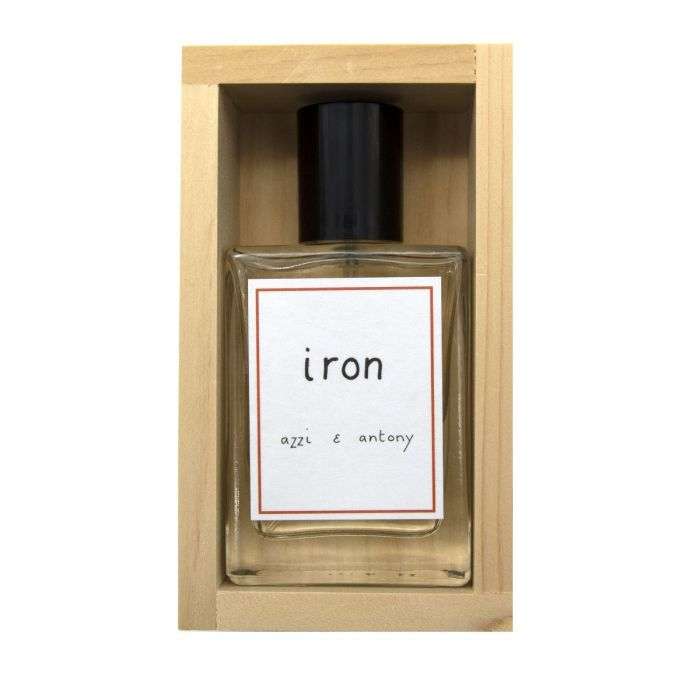 Antony Gormley Limited Edition Iron Eau de Parfum 50ml by The Perfumer's Story by Azzi on curated-crowd.com