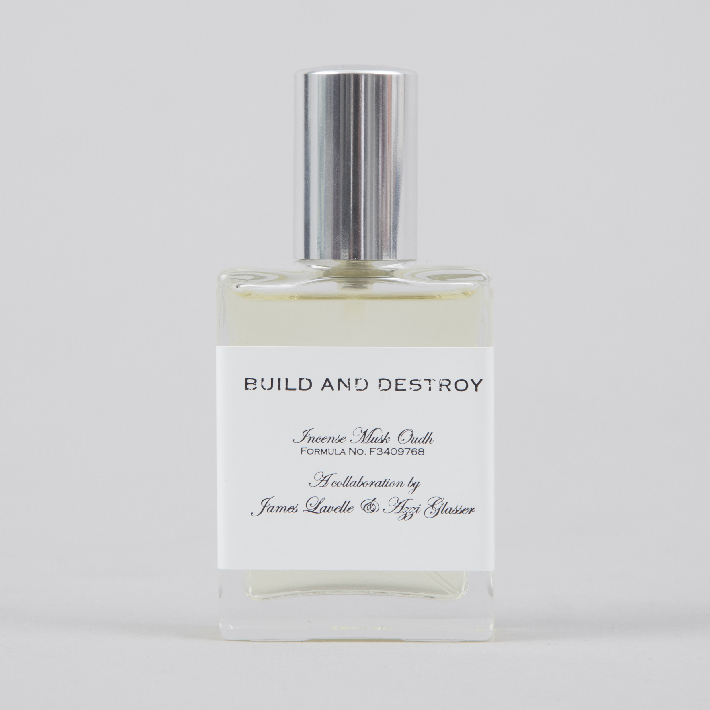 Build and Destroy 30ml EDP Limited Edition by The Perfumer's Story by Azzi on curated-crowd.com