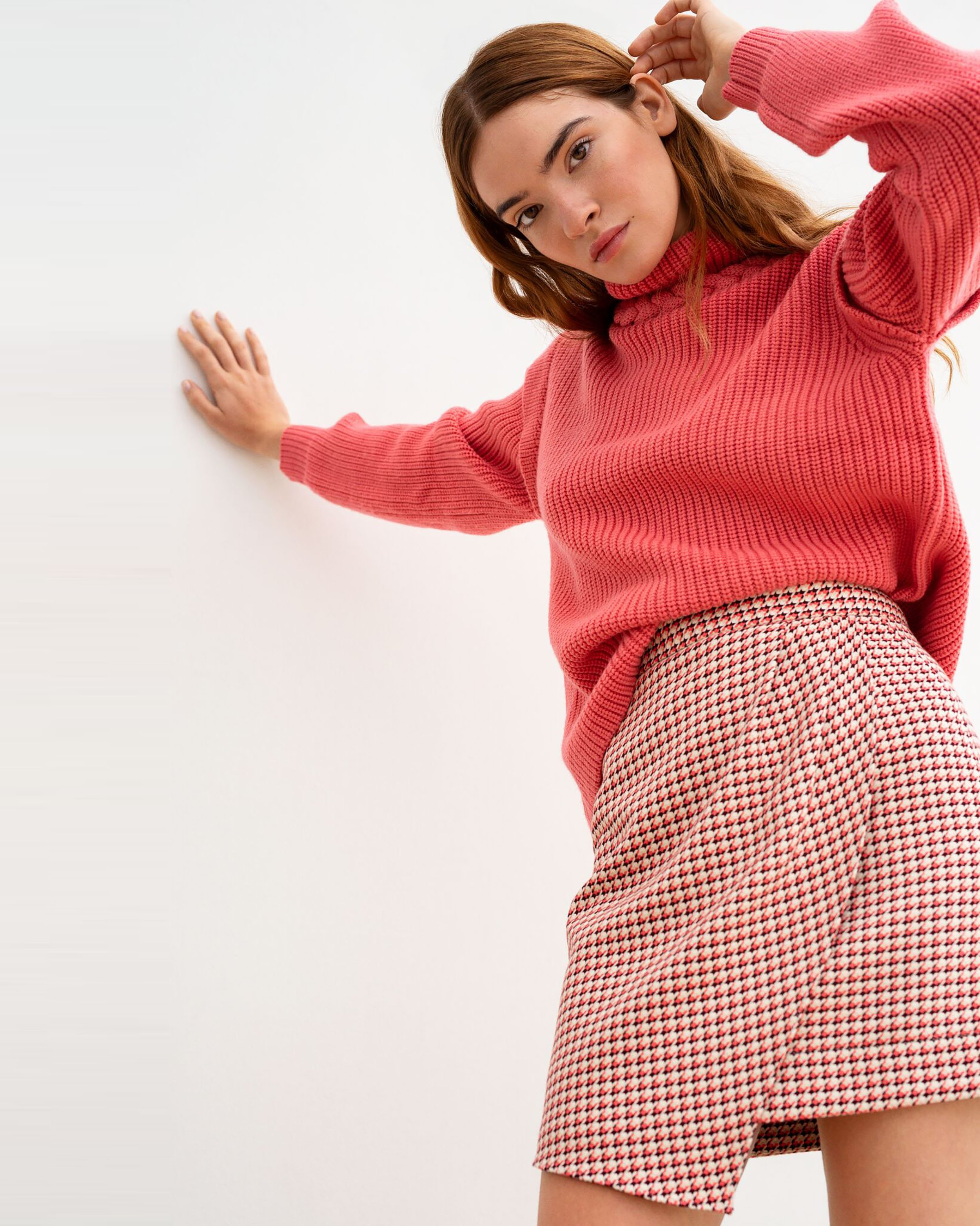 Artemis Jumper by PAPER London on curated-crowd.com