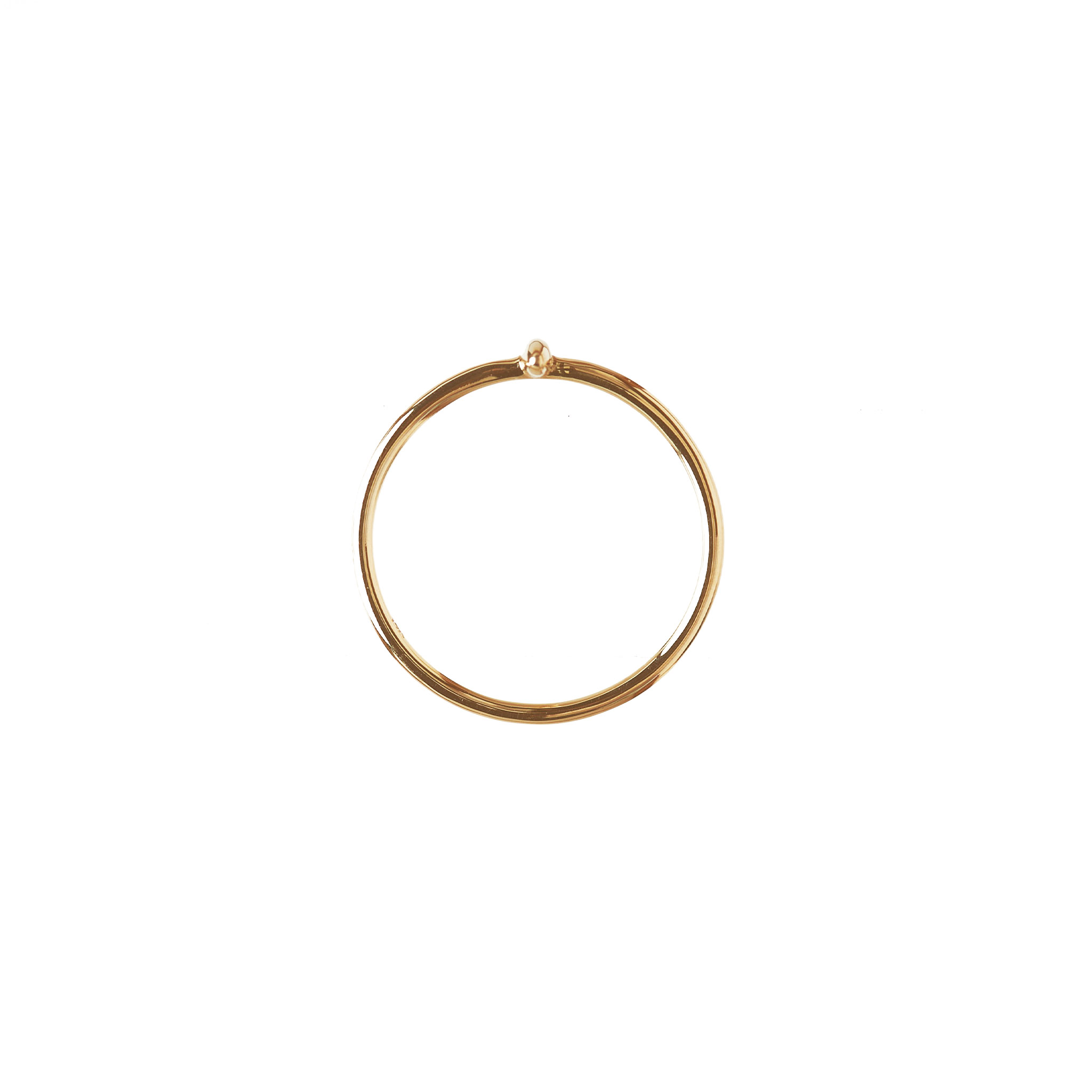 Shoal Ring, 14k Gold by The Straits Finery on curated-crowd.com