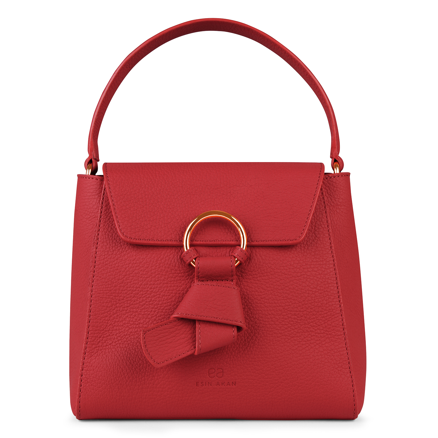 Midi Pimlico Cross-body Bag- Poppy by Esin Akan on curated-crowd.com