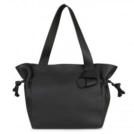 Large Kensington Shoulder Bag - Black by Esin Akan on curated-crowd.com