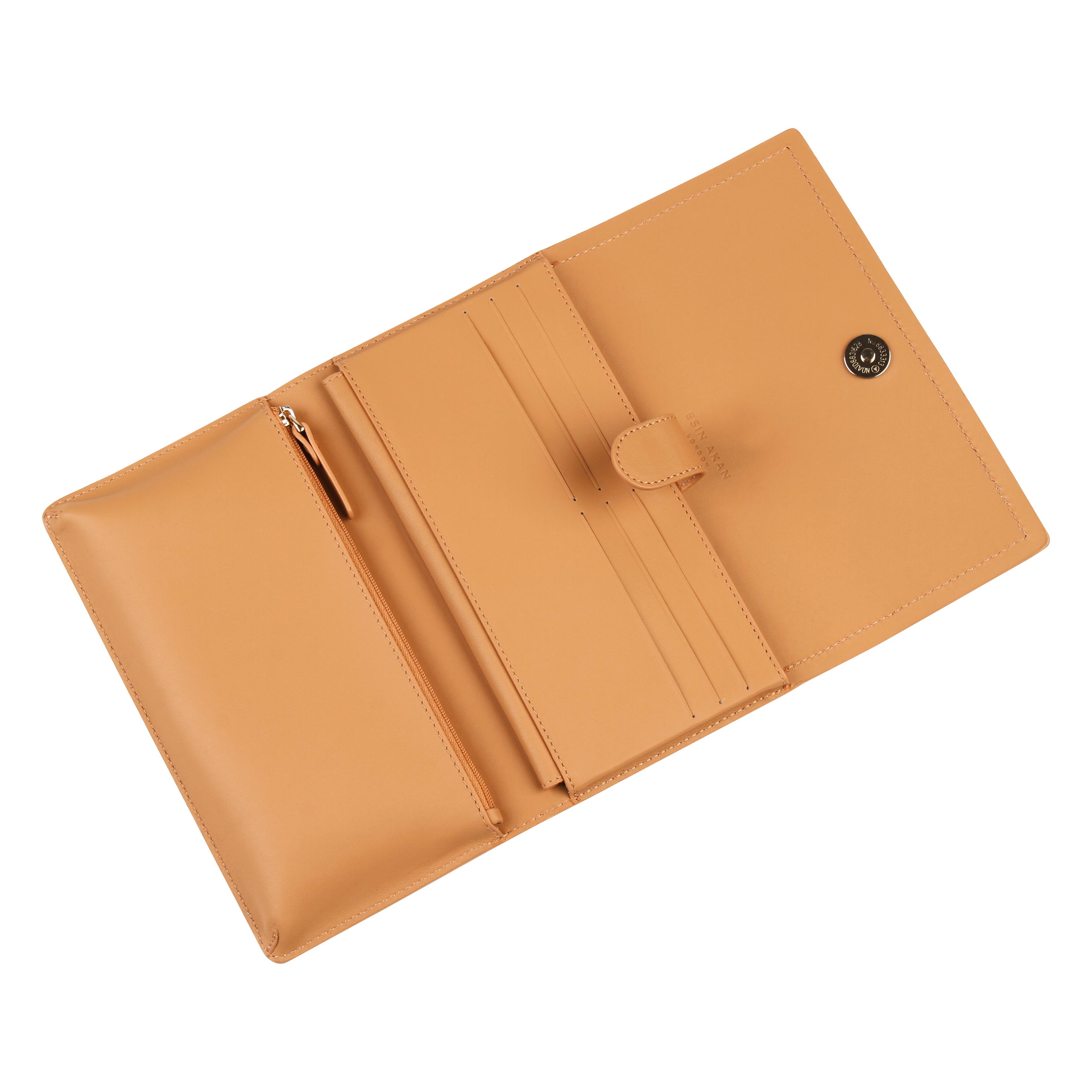 Soho Cross-body Bag - Caramel by Esin Akan on curated-crowd.com
