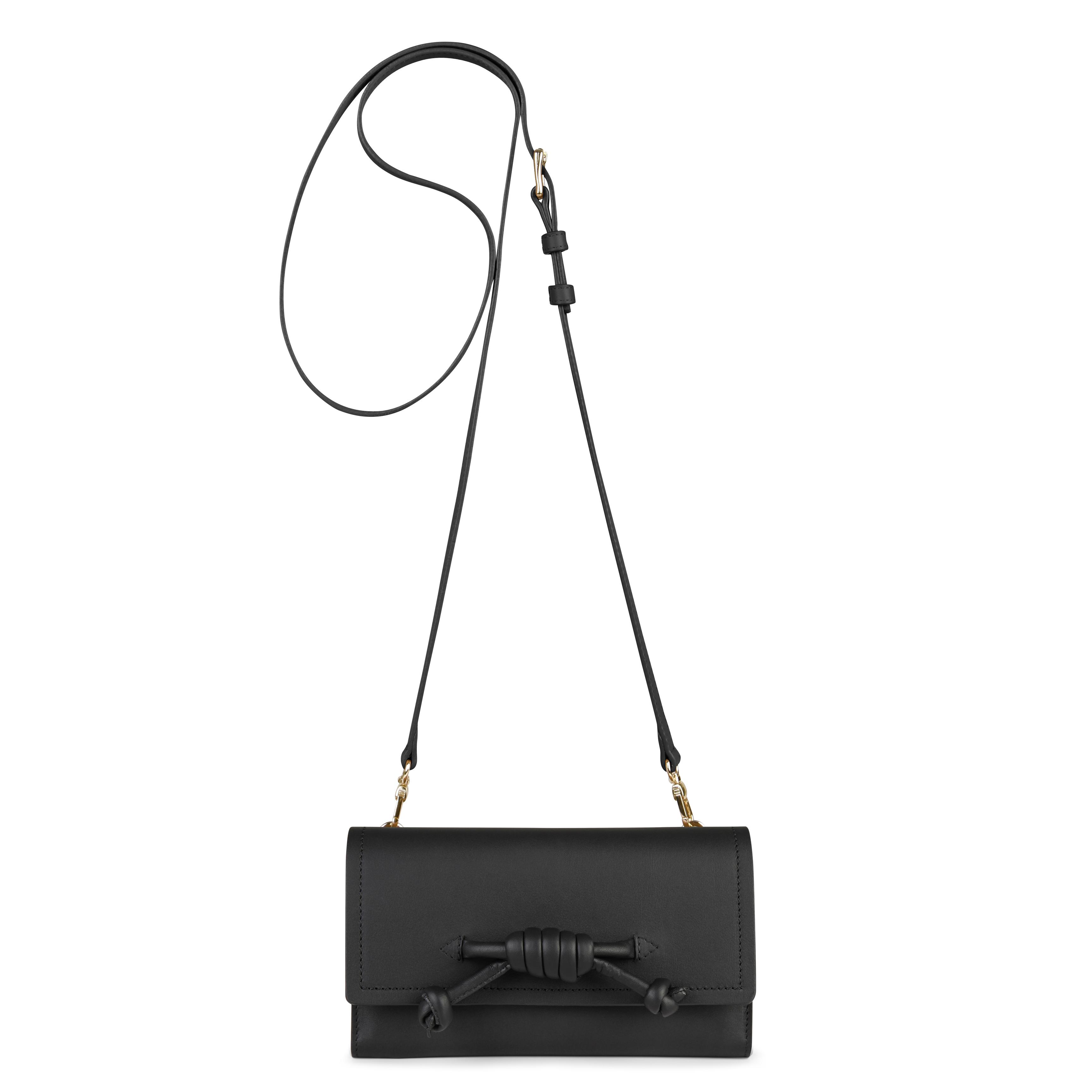 Soho Cross-body Bag - Black by Esin Akan on curated-crowd.com