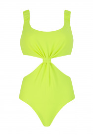 Barbuda Swimsuit - Electric Dream by Paper London on curated-crowd.com
