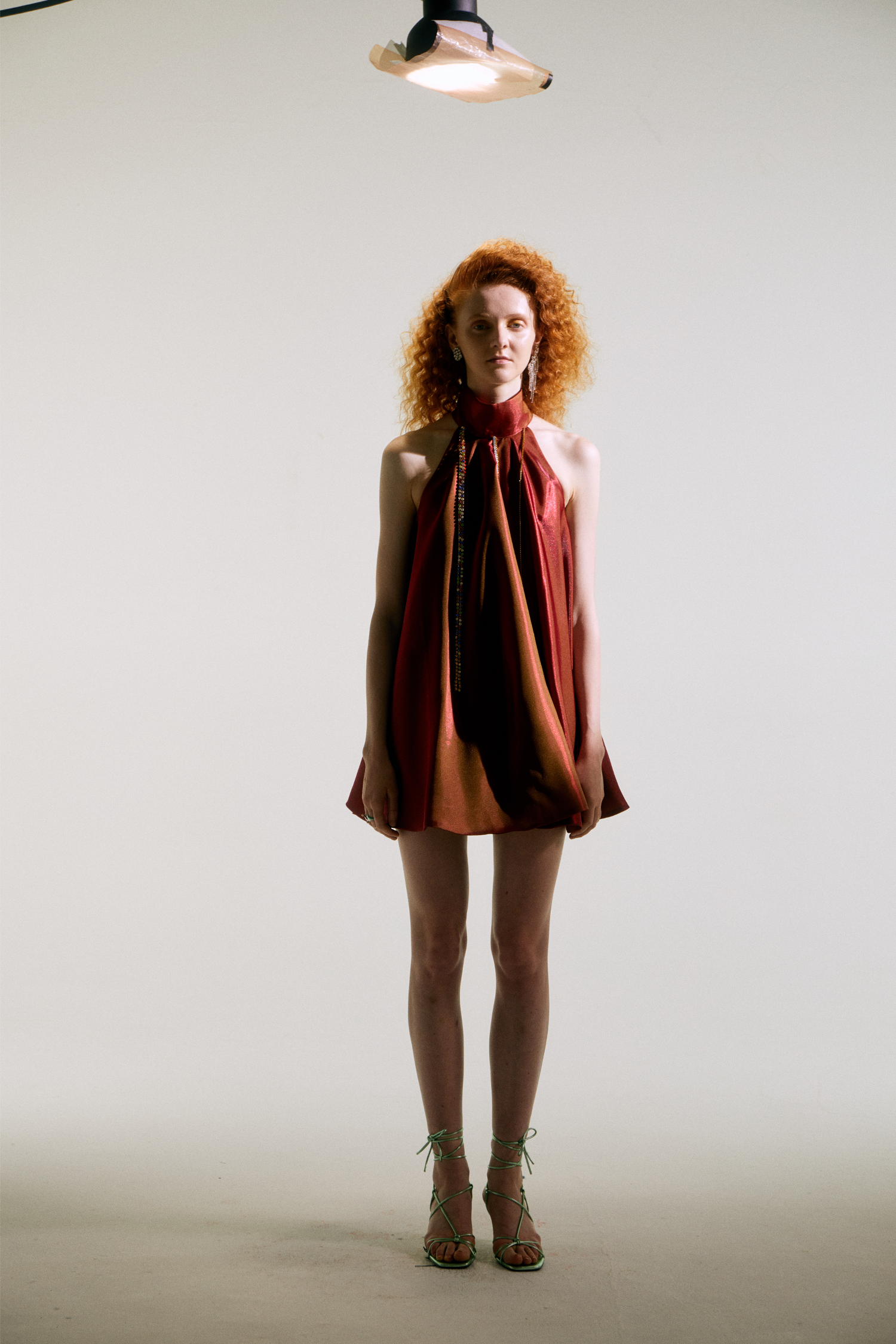 Yolanda Dress by Rue Agthonis on curated-crowd.com