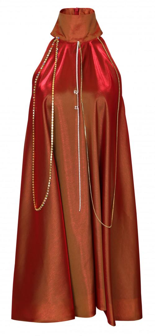 Yolanda Dress by Rue Agthonis on curated-crowd.com