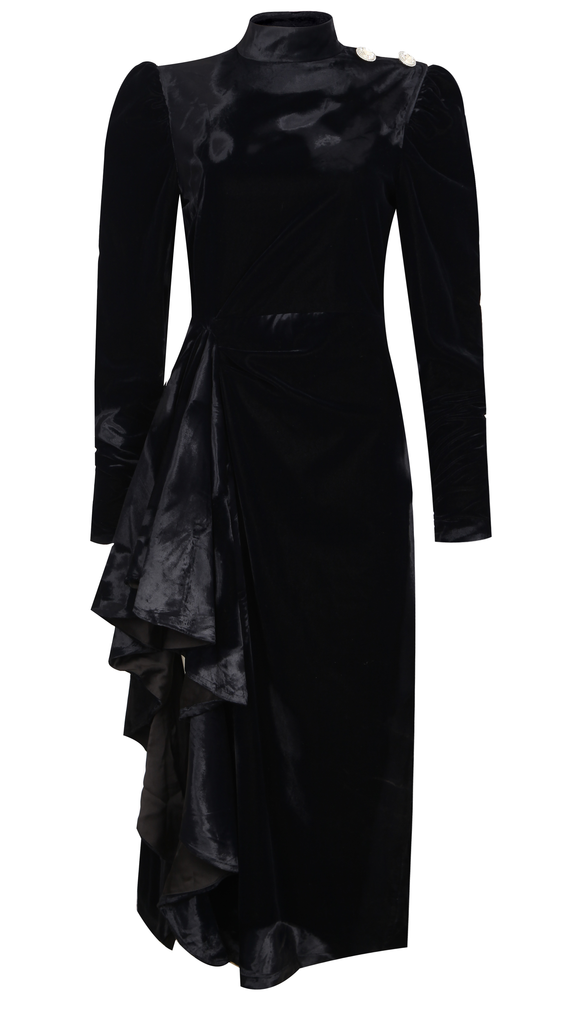 Louise Dress by Rue Agthonis on curated-crowd.com