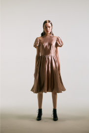 Olina Dress by Rue Agthonis on curated-crowd.com
