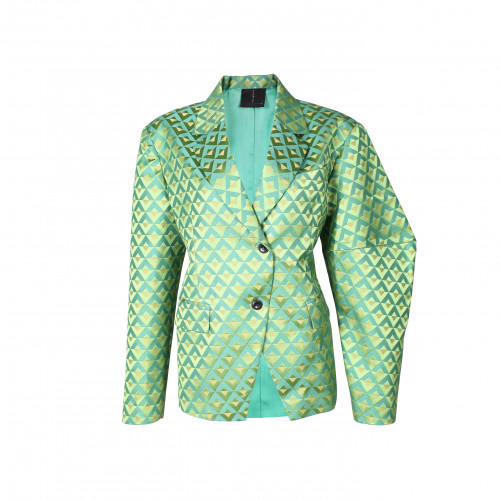 Flâner Blazer by Rue Agthonis on curated-crowd.com
