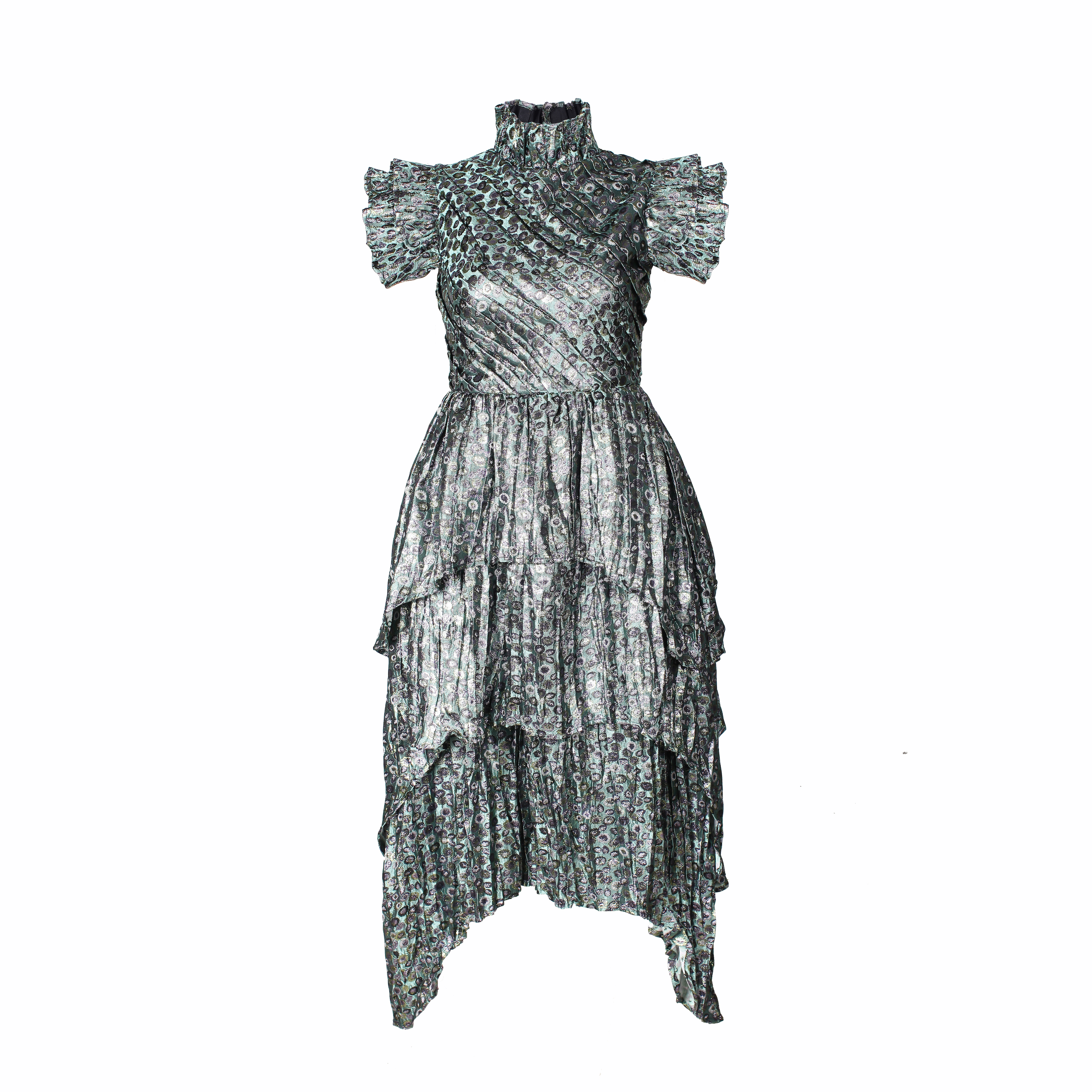 Bateau Dress by Rue Agthonis on curated-crowd.com