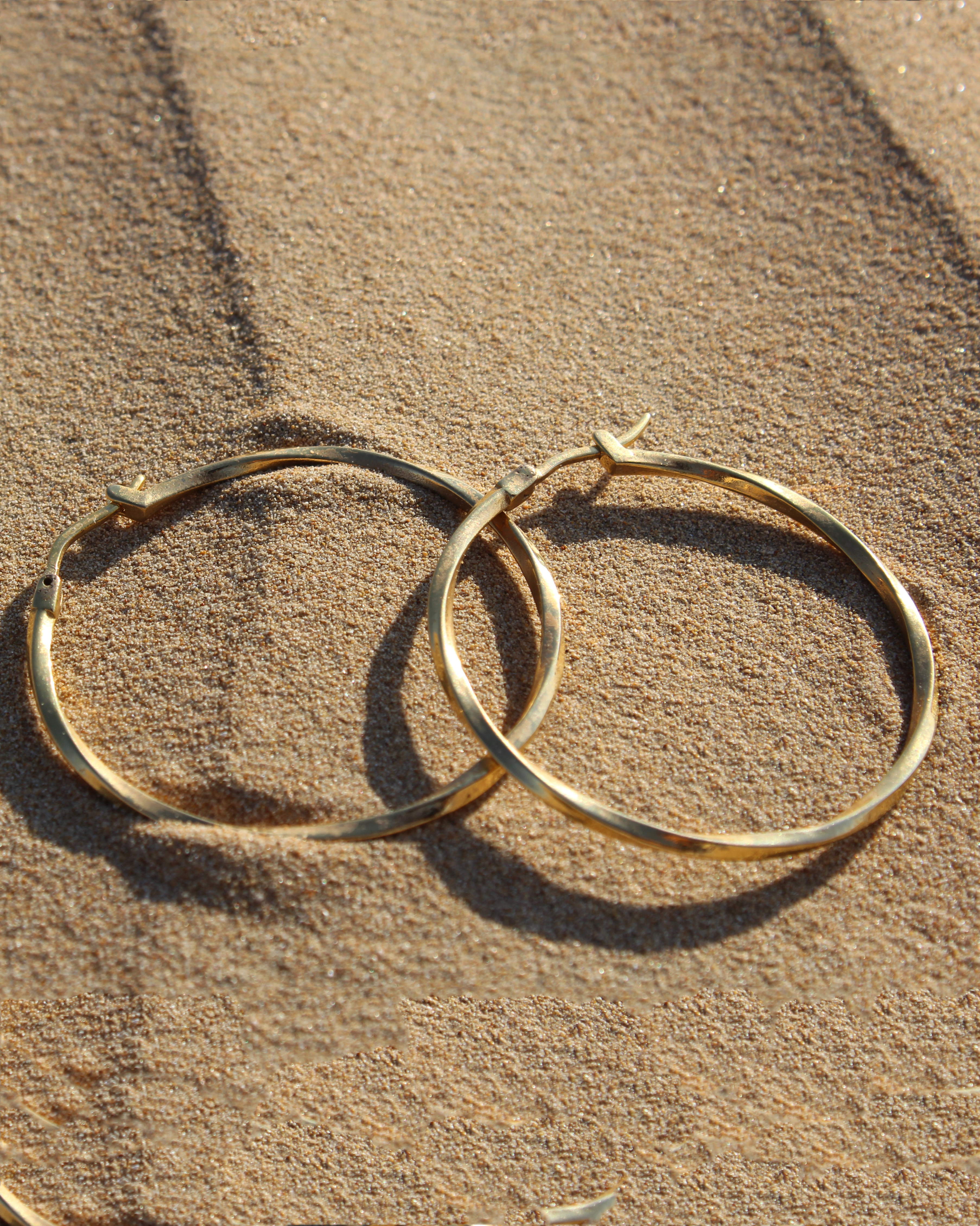 Twisted Hoops - Medium by Lynyer on curated-crowd.com