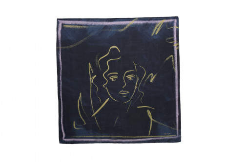 Loneliness Scarf by Laika on curated-crowd.com