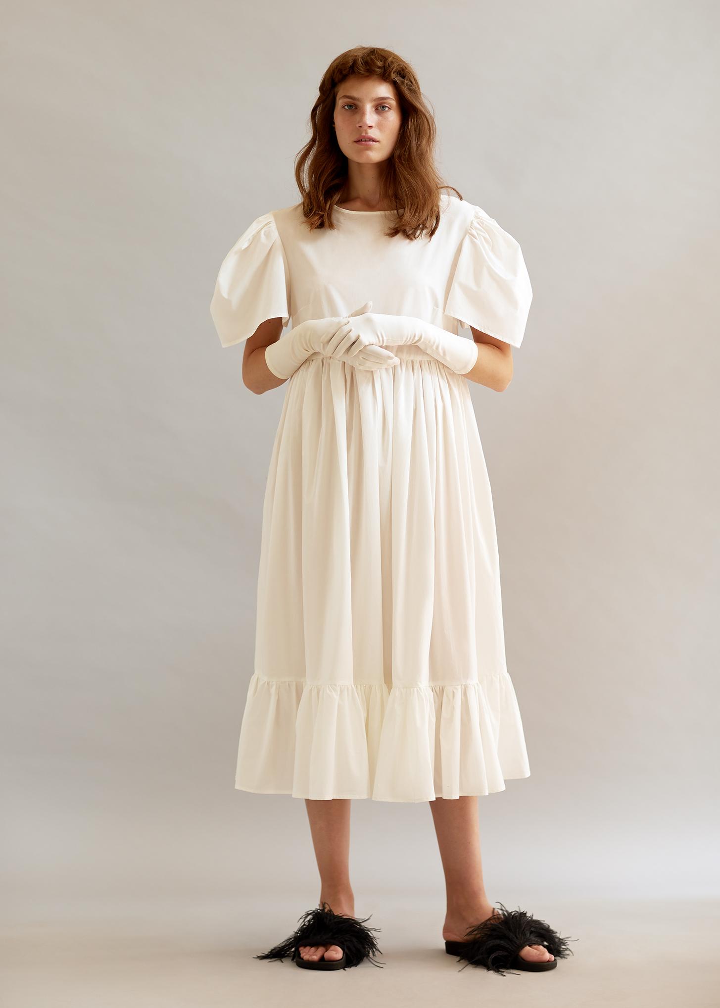 Elizaveta Dress by Naya Rea on curated-crowd.com