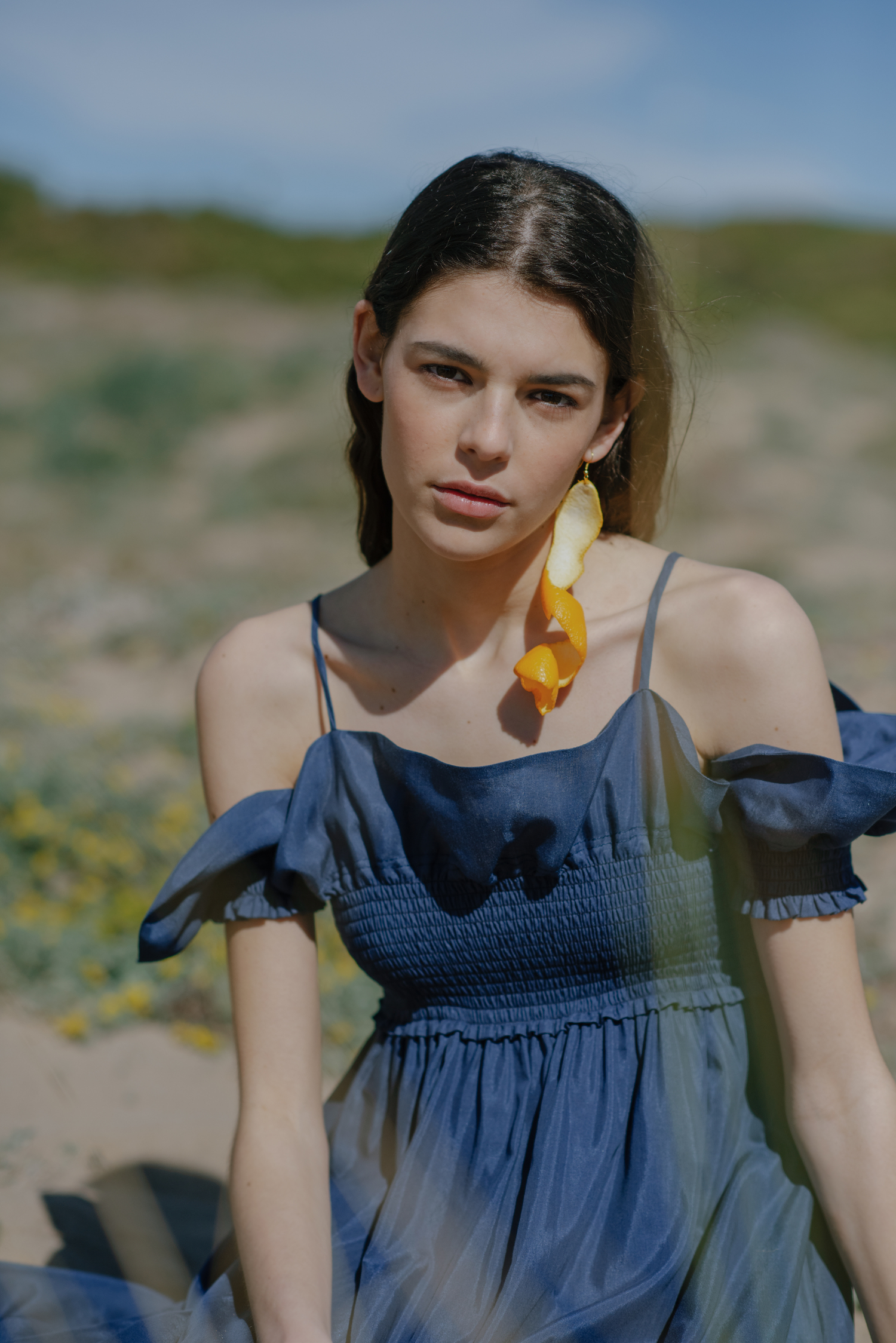 Siesta Dress by Berta Cabestany on curated-crowd.com