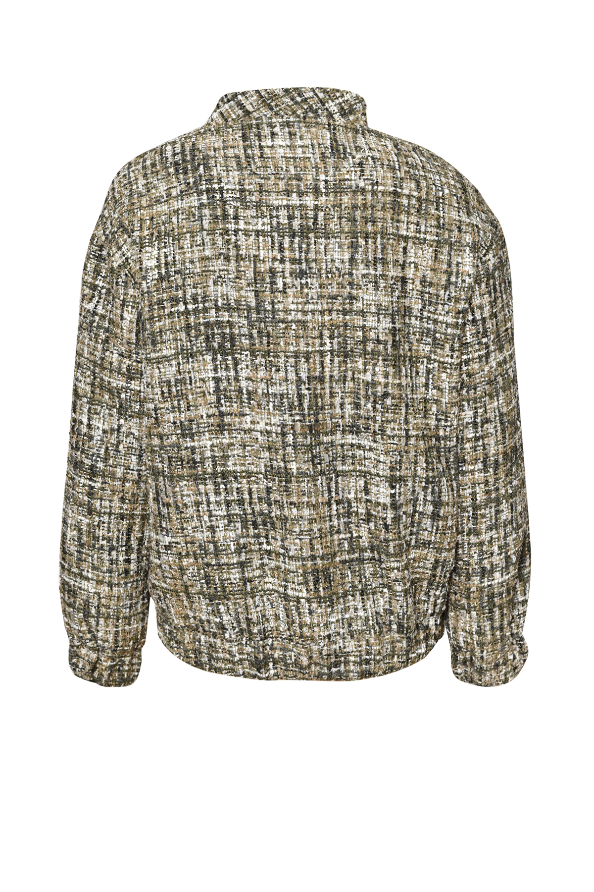Bomber Jacket - Khaki by Sorbé on curated-crowd.com