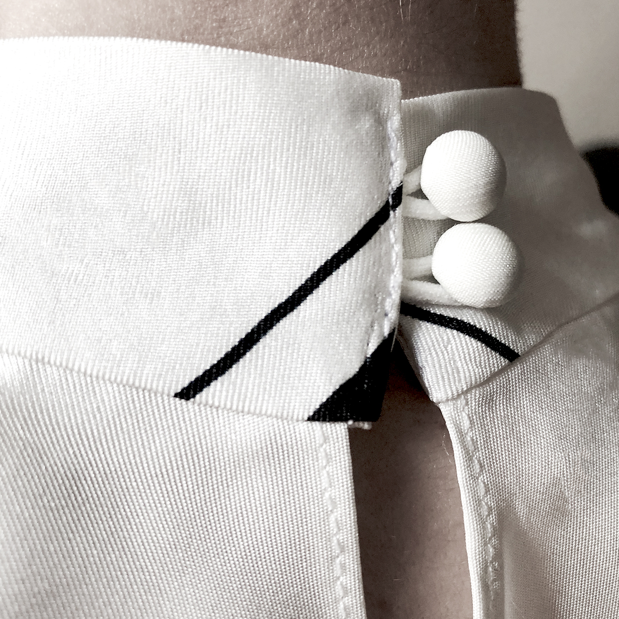 Peace Silk Tunic by Sidikai on curated-crowd.com