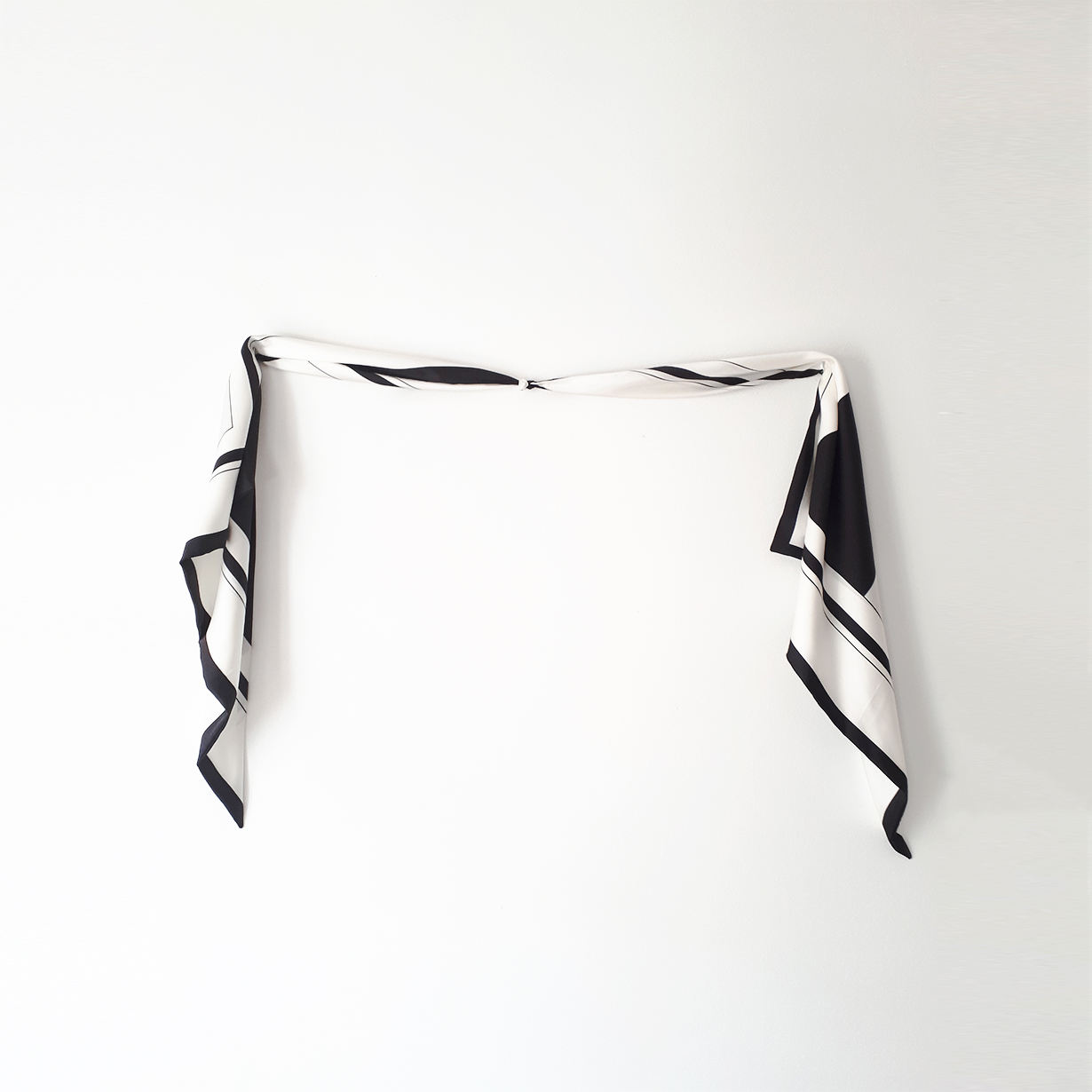 Peace Silk Double Scarf by Sidikai on curated-crowd.com