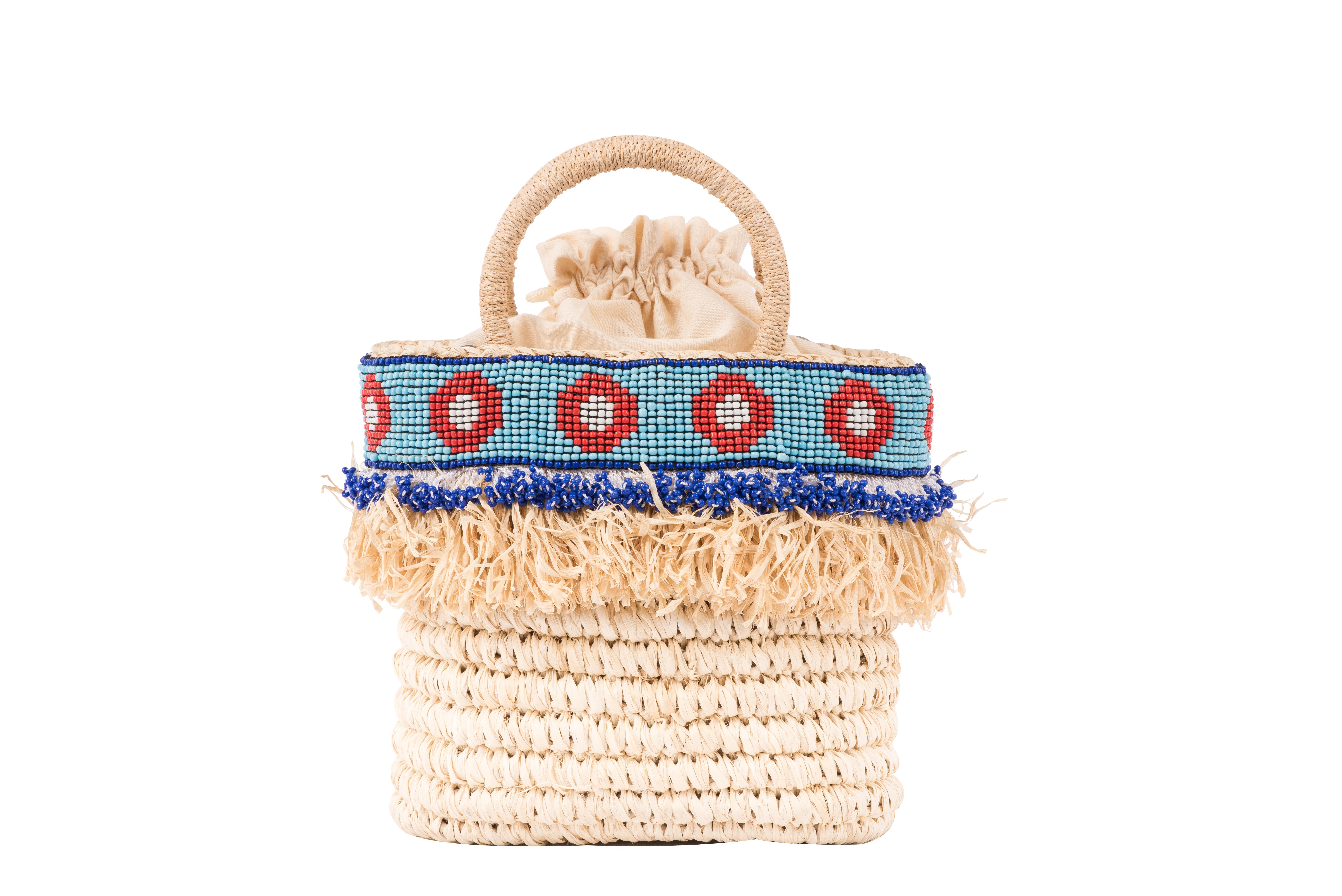Tahiti Bag - Mini by Madebywave on curated-crowd.com