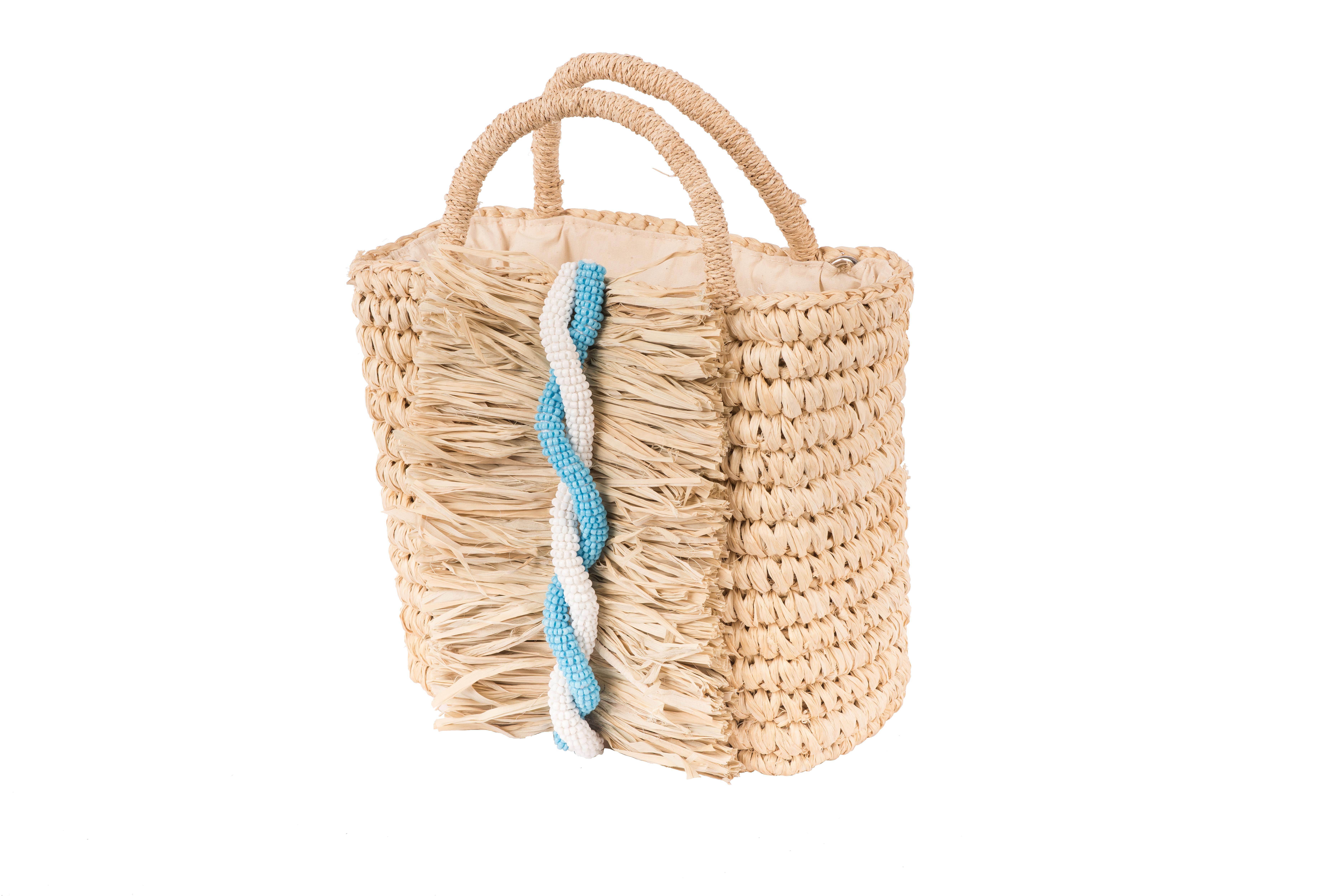 Ocean Twist Bag - Mini by Madebywave on curated-crowd.com