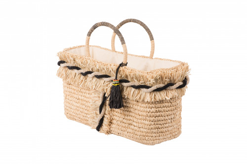 Savannah Twist Bag by Madebywave on curated-crowd.com