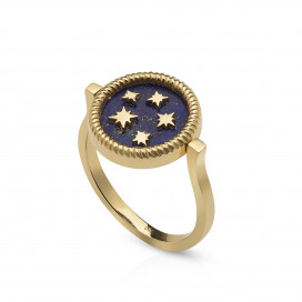 Vega Ring - 18K Gold by Aveen on curated-crowd.com