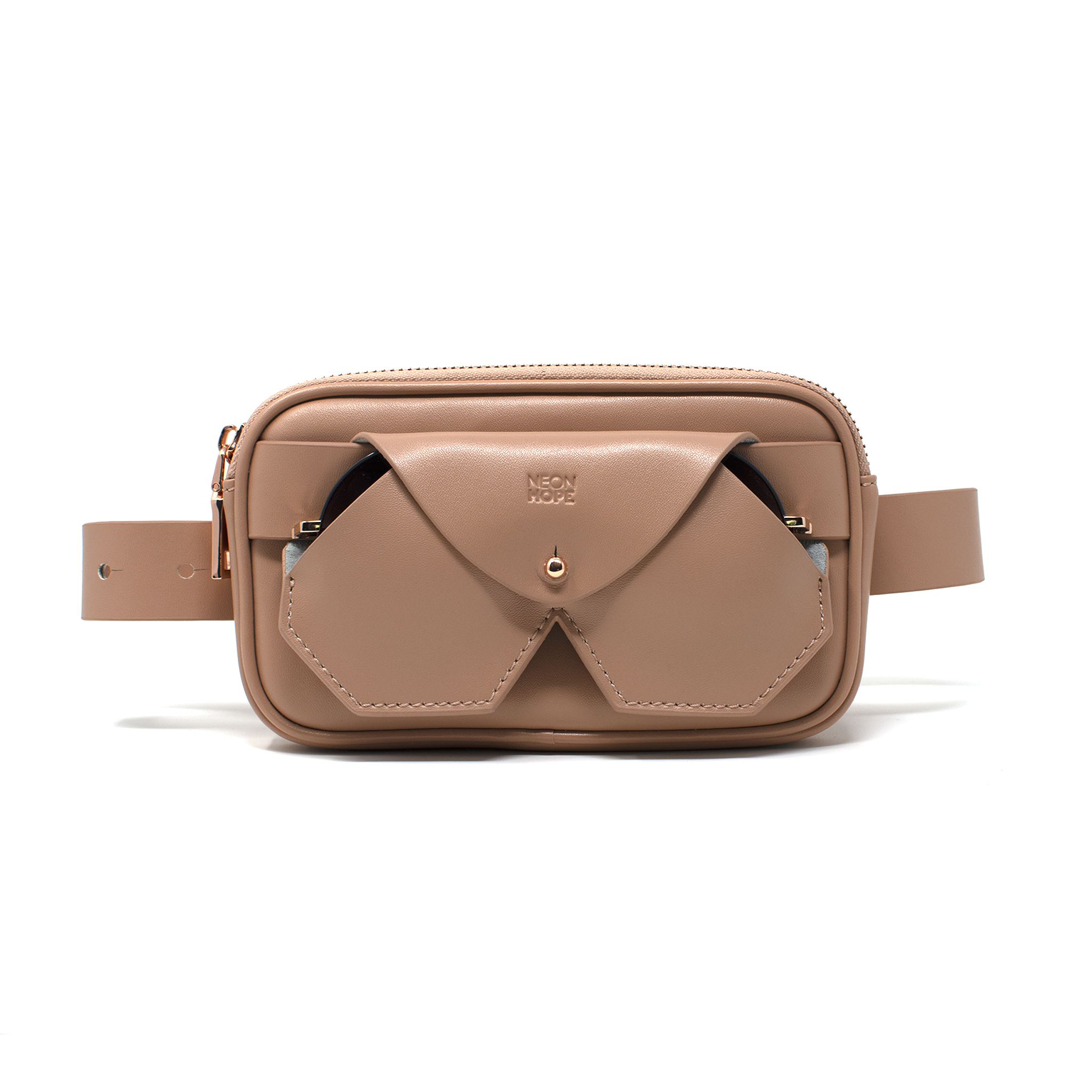 Bumbag - Blush by Neon Hope on curated-crowd.com
