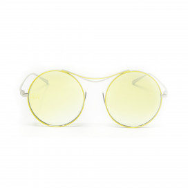 Sulis - Sunshine Yellow / Silver (limited edition) by Neon Hope on curated-crowd.com