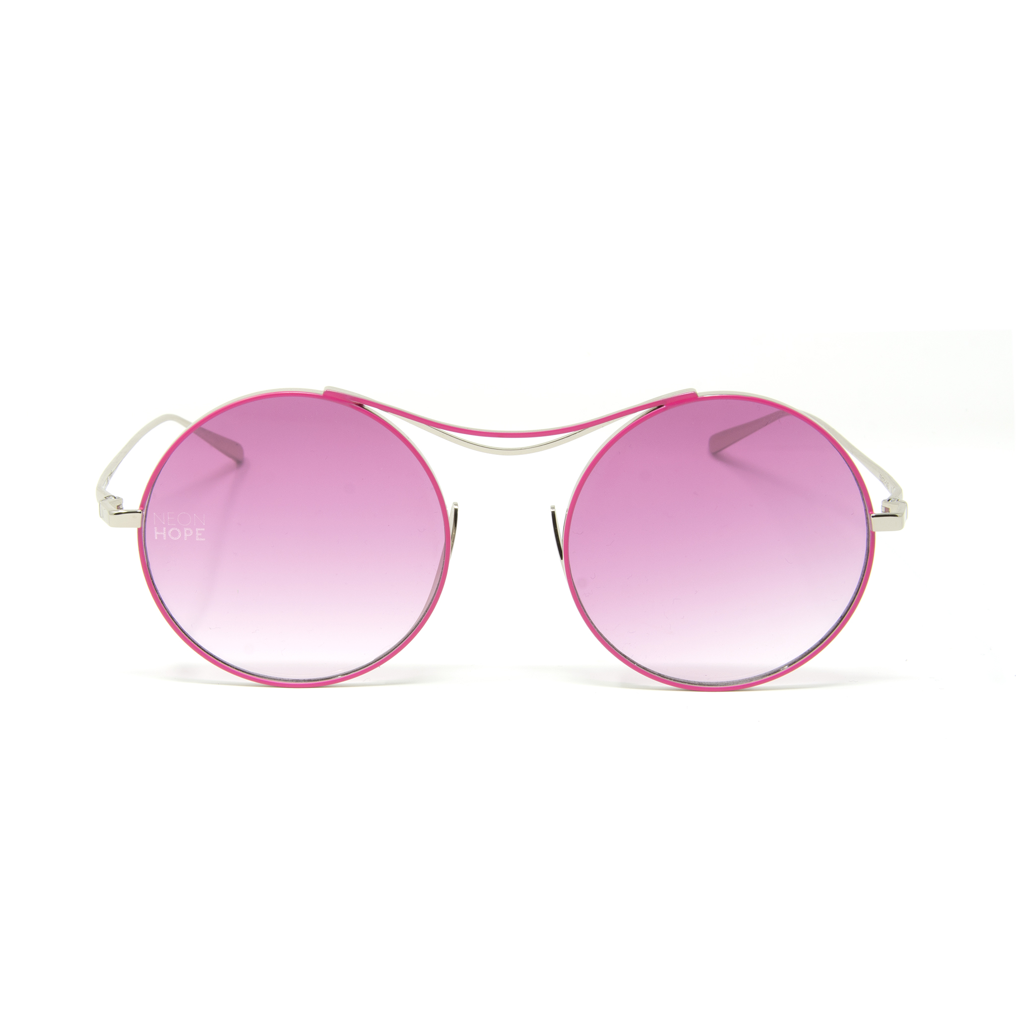 Sulis - Hot Pink / Silver (limited edition) by Neon Hope on curated-crowd.com