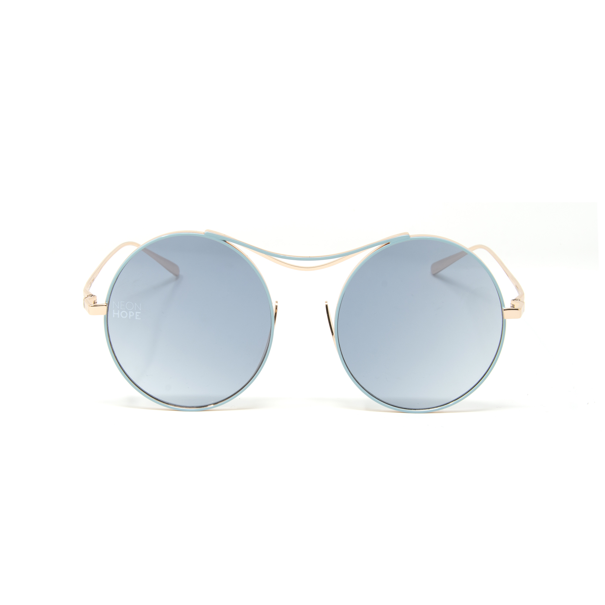 Sulis - Powder Blue / Rose Gold (limited edition) by Neon Hope on curated-crowd.com