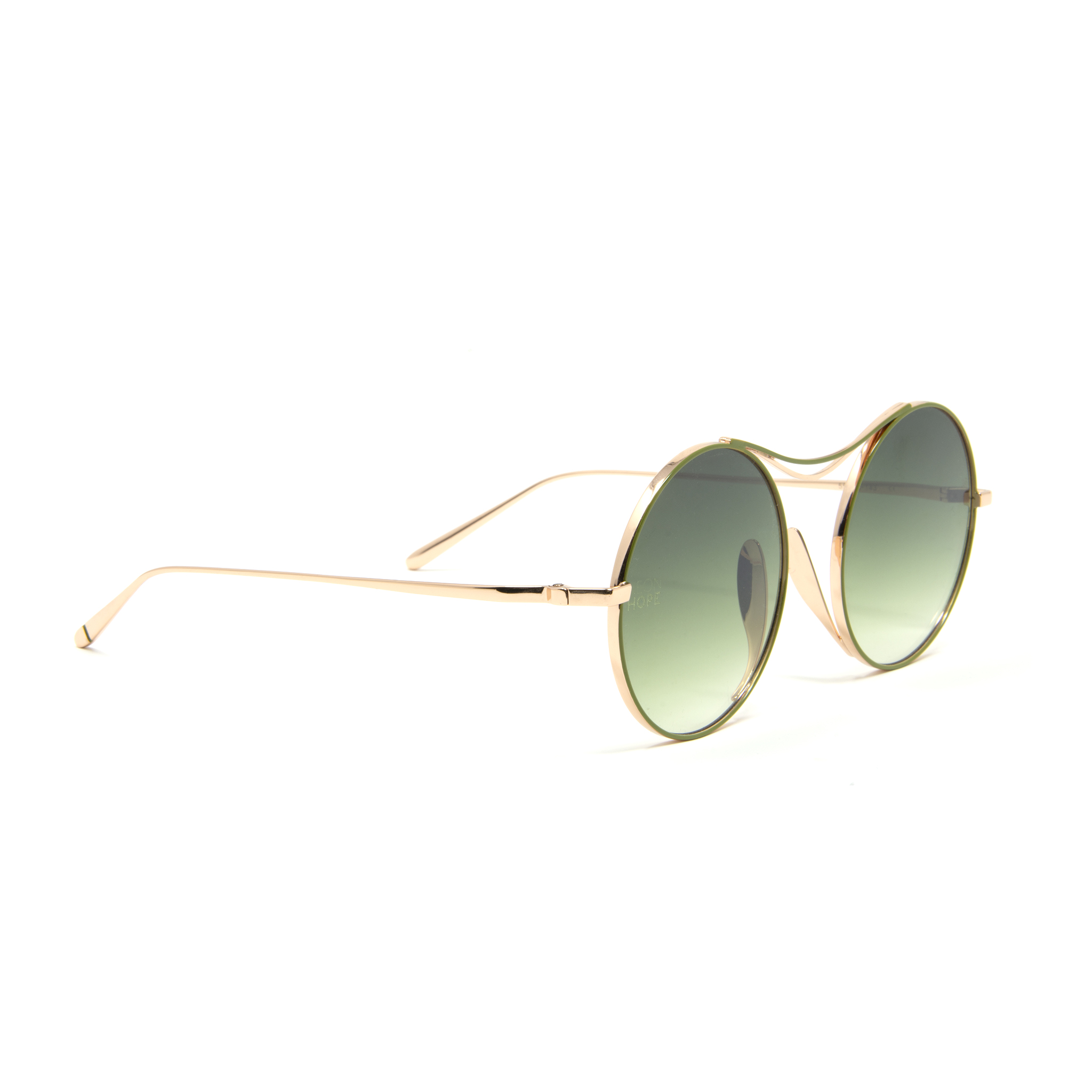 Sulis - Olive Green / Rose Gold (limited edition) by Neon Hope on curated-crowd.com