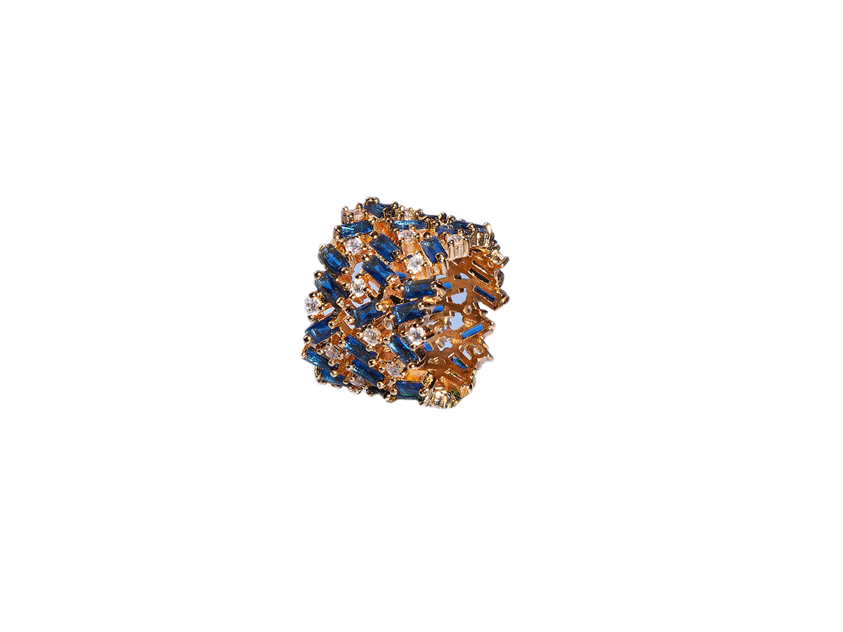 Verbier Ring by Lalou London on curated-crowd.com