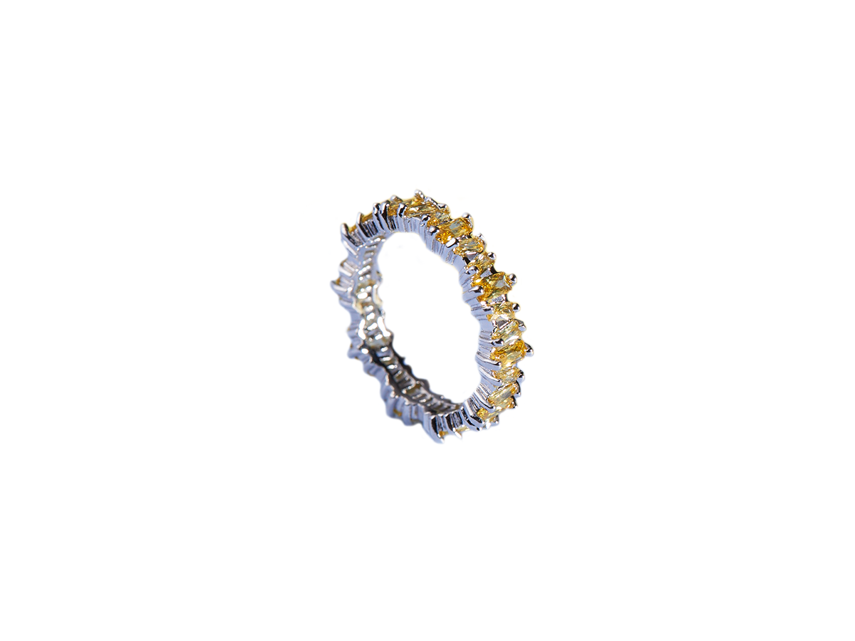 Autumn Ring by Lalou London on curated-crowd.com