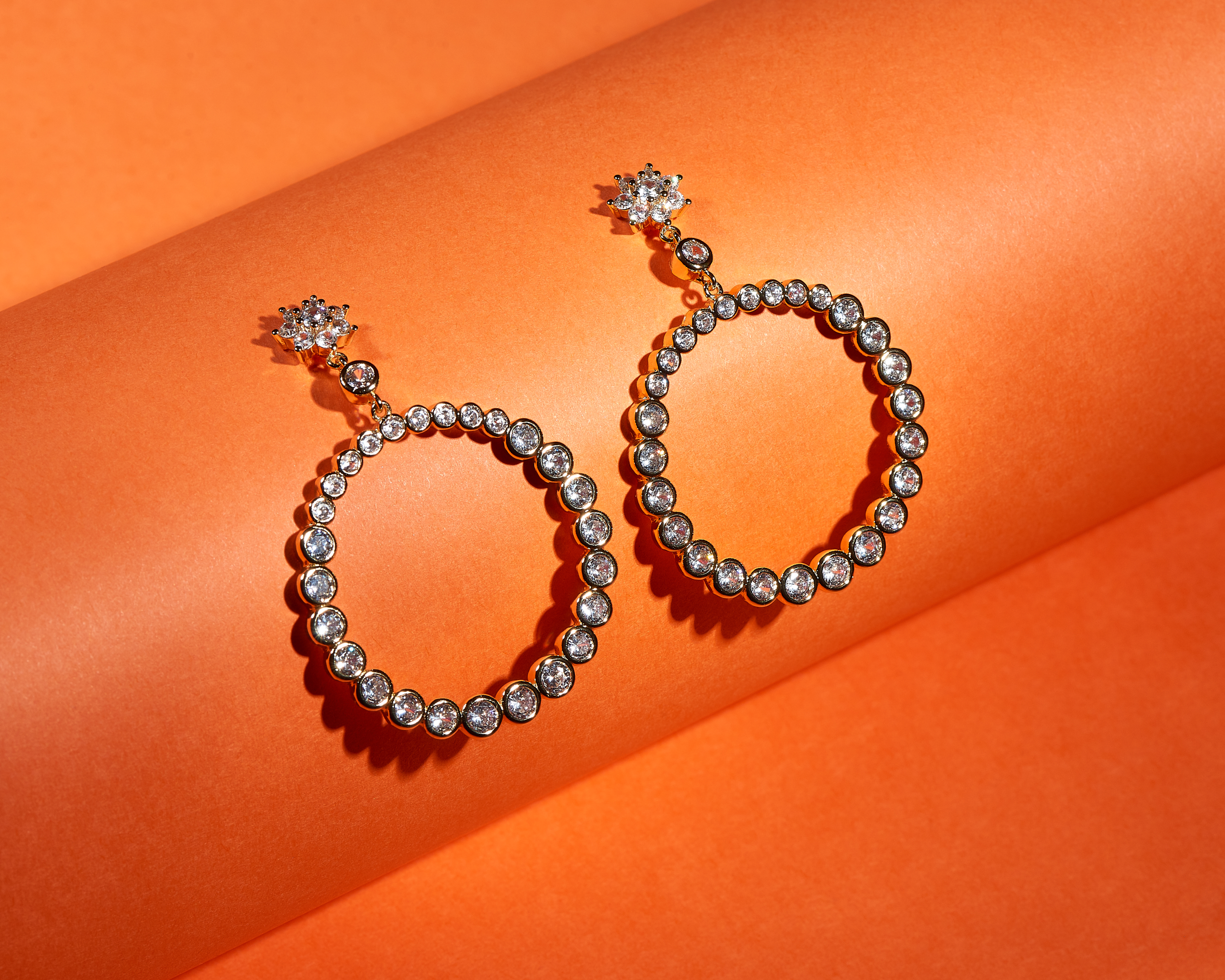 Gstaad Earrings by Lalou London on curated-crowd.com
