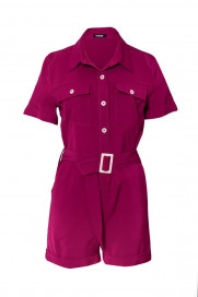 Overalls - Fuchsia by Sorbé on curated-crowd.com