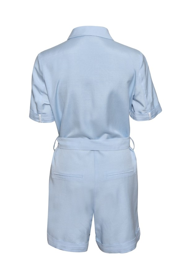 Overalls - Baby Blue by Sorbé on curated-crowd.com