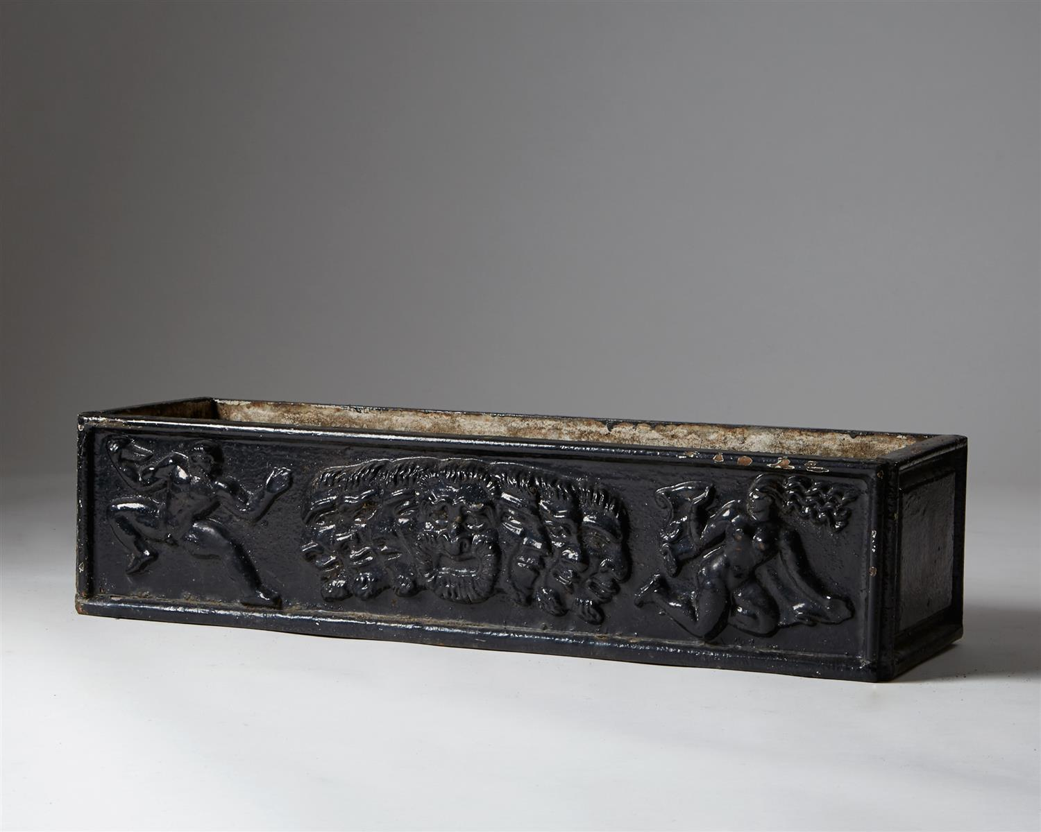Planter No 1, designed by Anna Petrus for Näfveqvarn, Sweden. 1925. by Modernity on curated-crowd.com