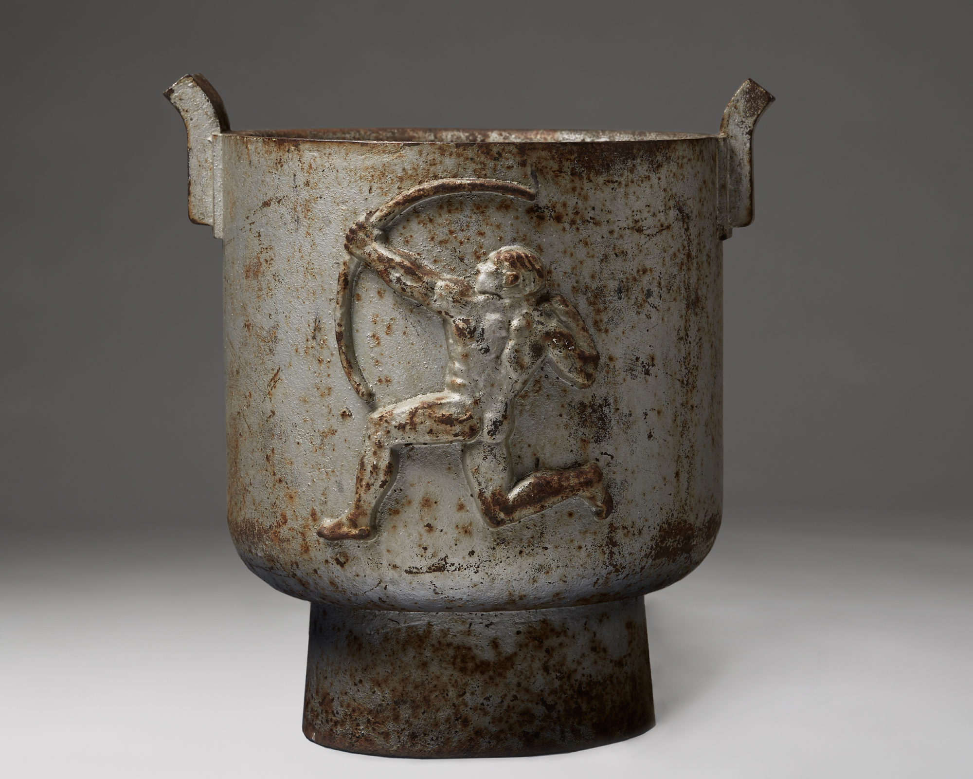 Garden Urn, Anonymous, Sweden. 1930's. by Modernity on curated-crowd.com
