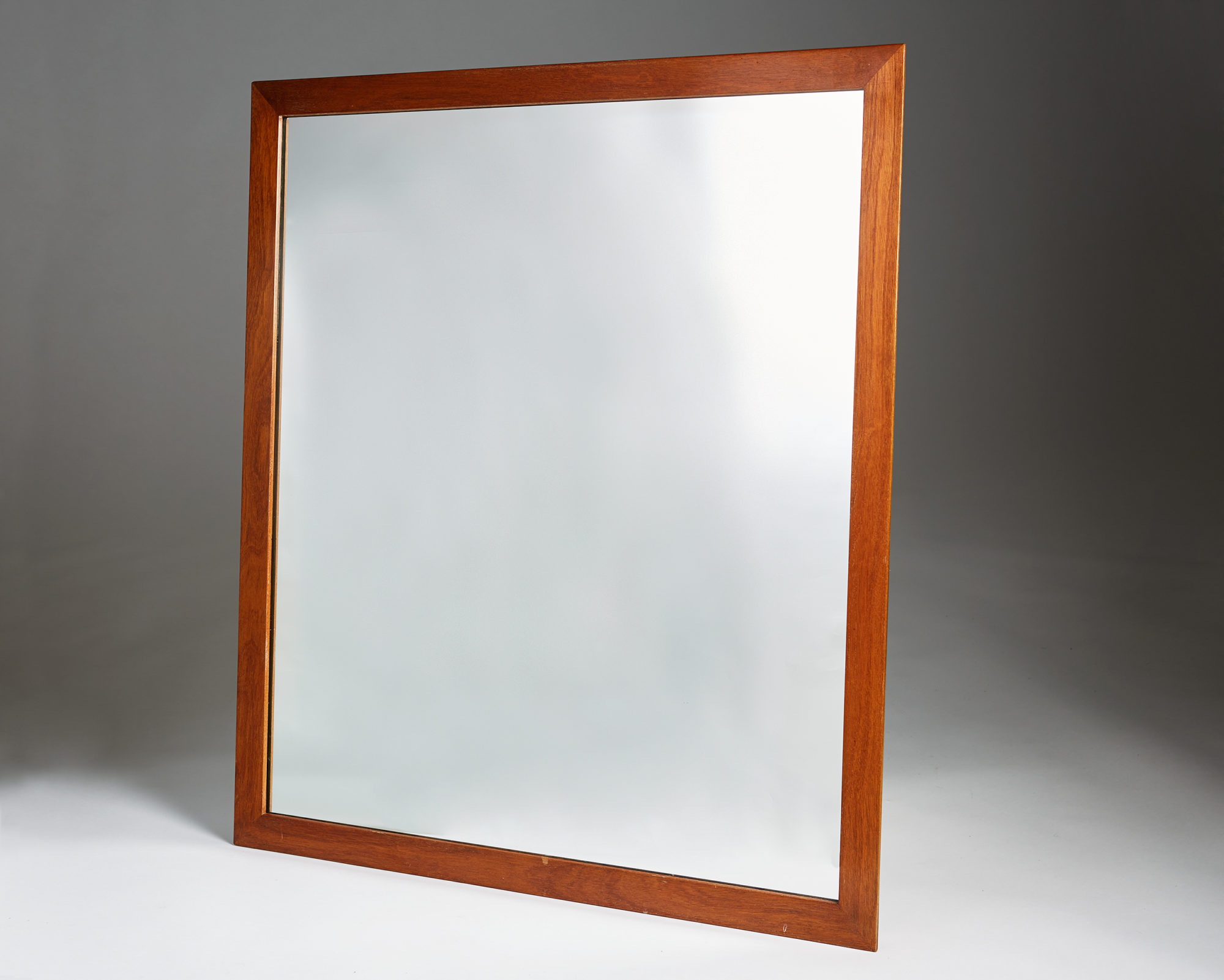 Mirror designed by Josef Frank for Svenskt Tenn, Sweden. 1950's. by Modernity on curated-crowd.com