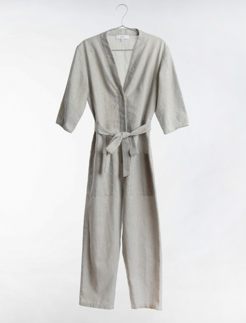 Lydia Jumpsuit by Quin on curated-crowd.com