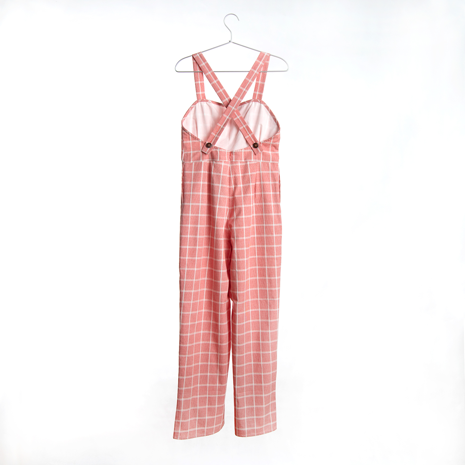 Barbara A Retro Jumpsuit by Quin on curated-crowd.com