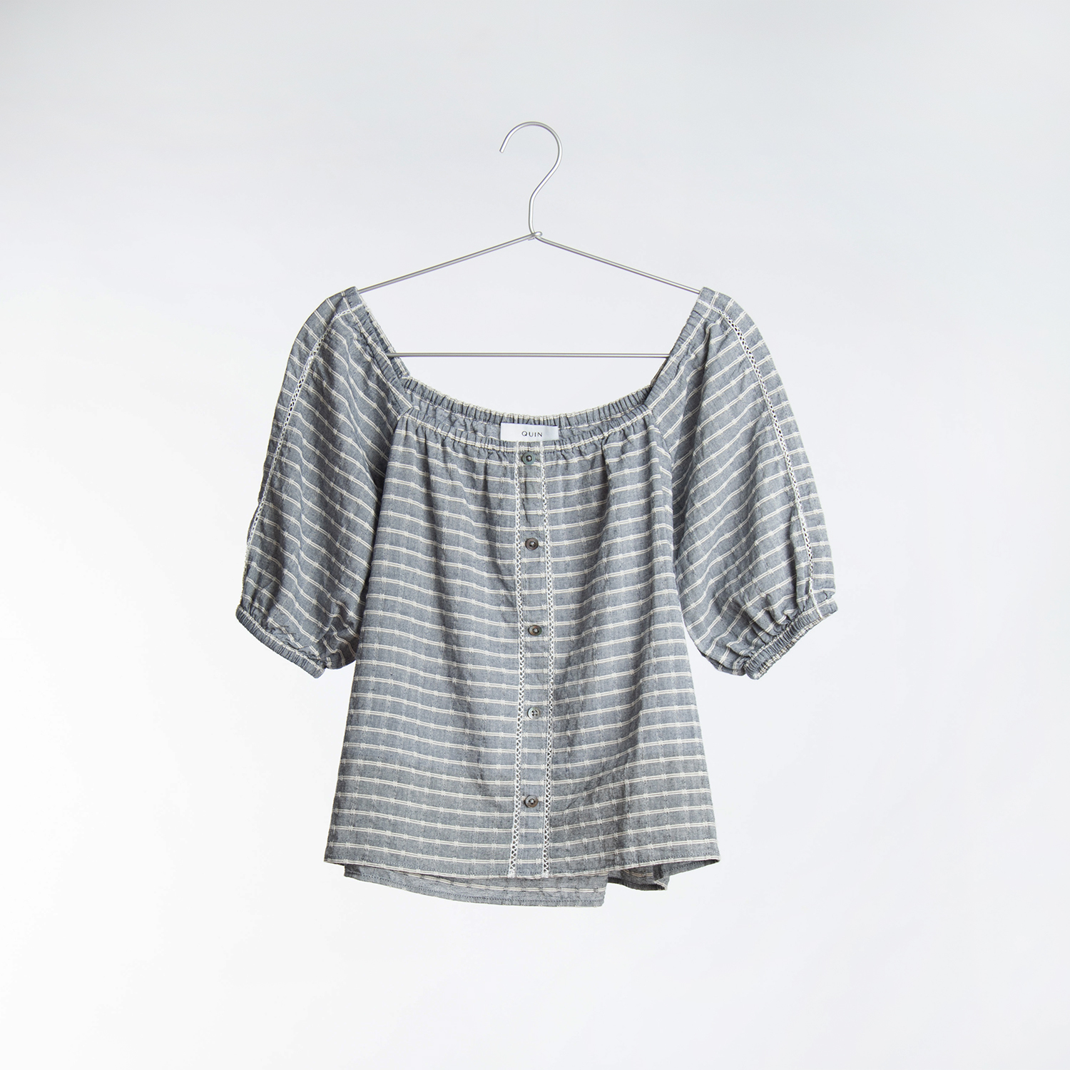 Ella Off-Shoulder Top by Quin on curated-crowd.com