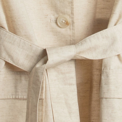 Sasa Safari Jacket by Quin on curated-crowd.com