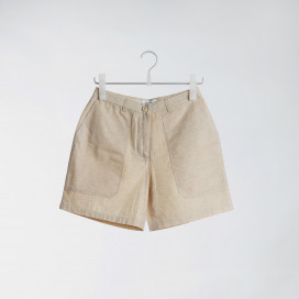 Sasa Safari Shorts by Quin on curated-crowd.com