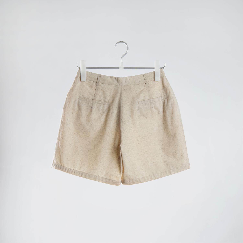 Sasa Safari Shorts by Quin on curated-crowd.com