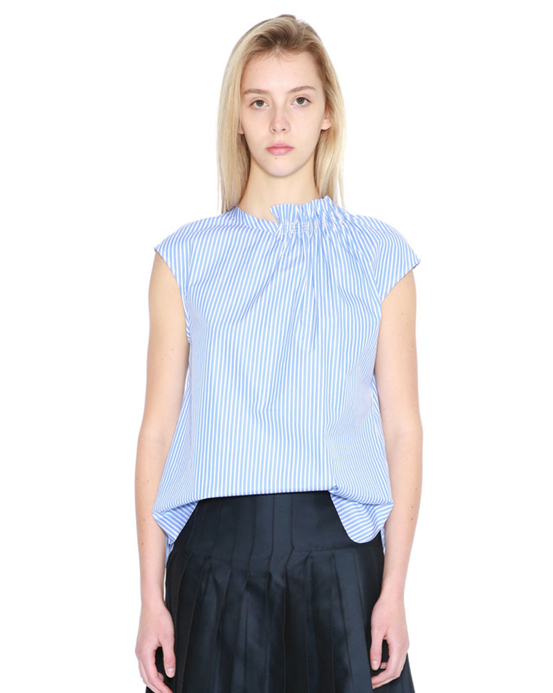 Sleeveless Blouse by Teija on curated-crowd.com