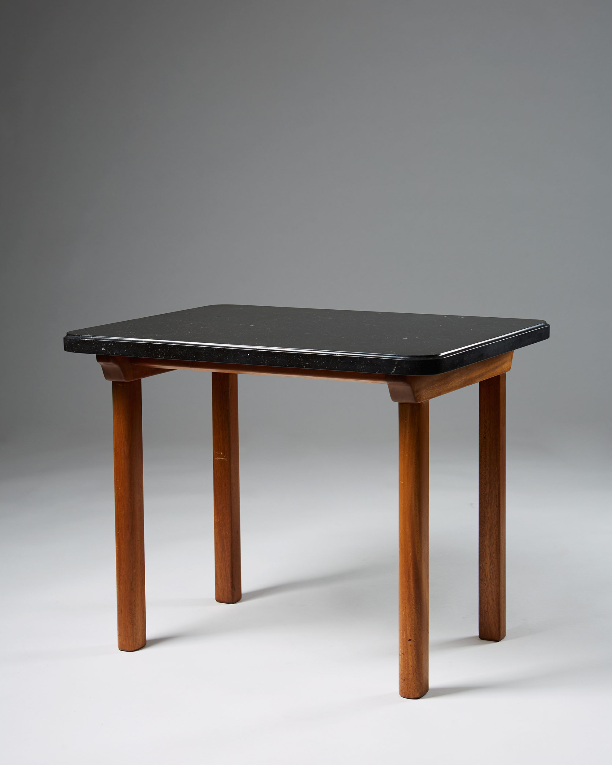 Occasional table designed by Carl Malmsten, Sweden. 1940's. by Modernity on curated-crowd.com