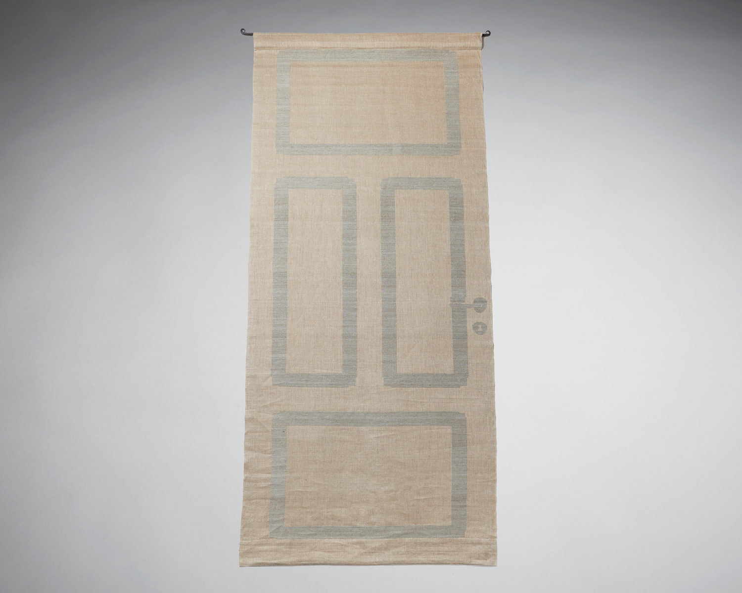 Tapestry, designed by Elisabet Hasselberg Olsson, Sweden, 1970's by Modernity on curated-crowd.com
