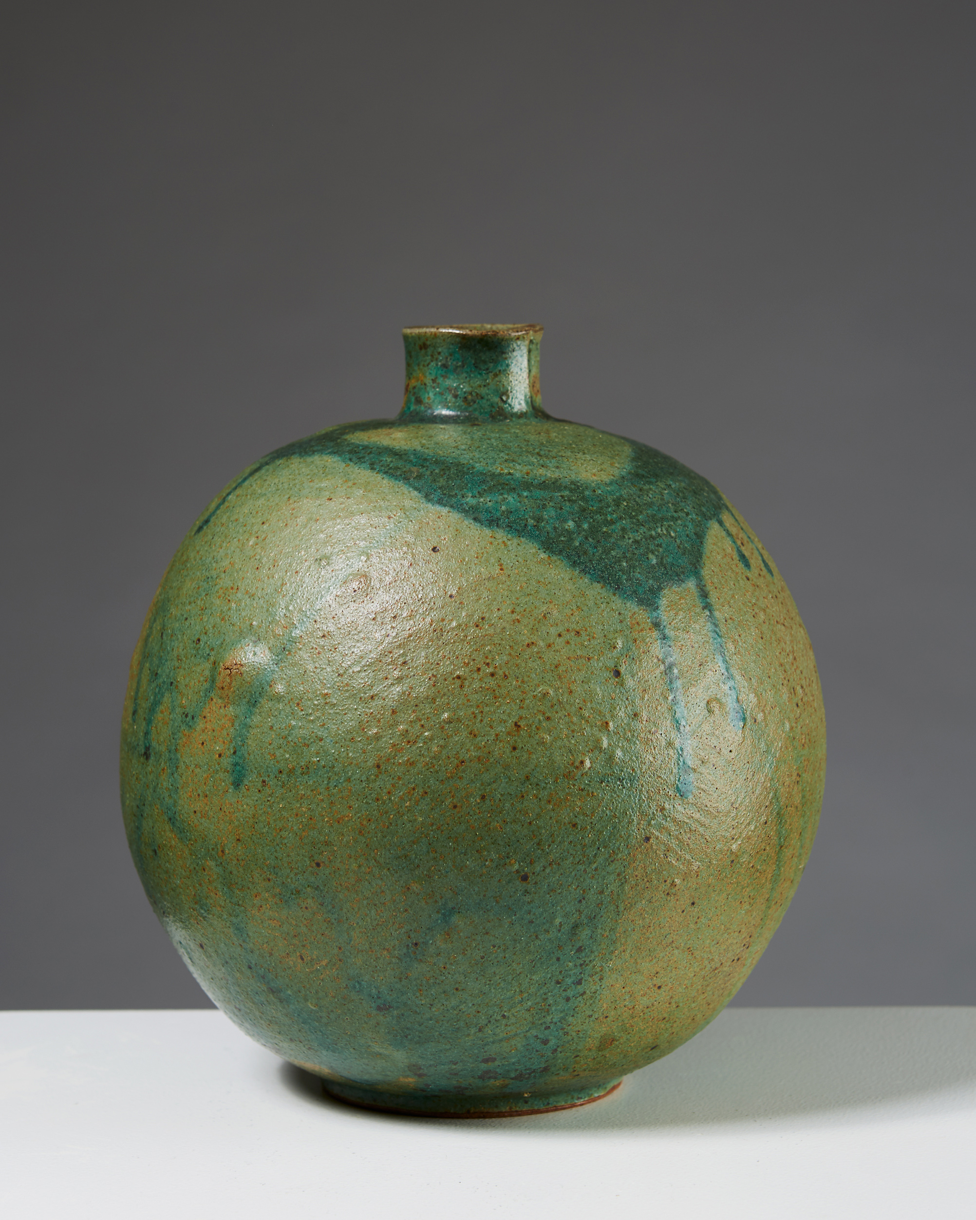 Vase designed by Emi Fujii, Sweden. 1980's. by Modernity on curated-crowd.com