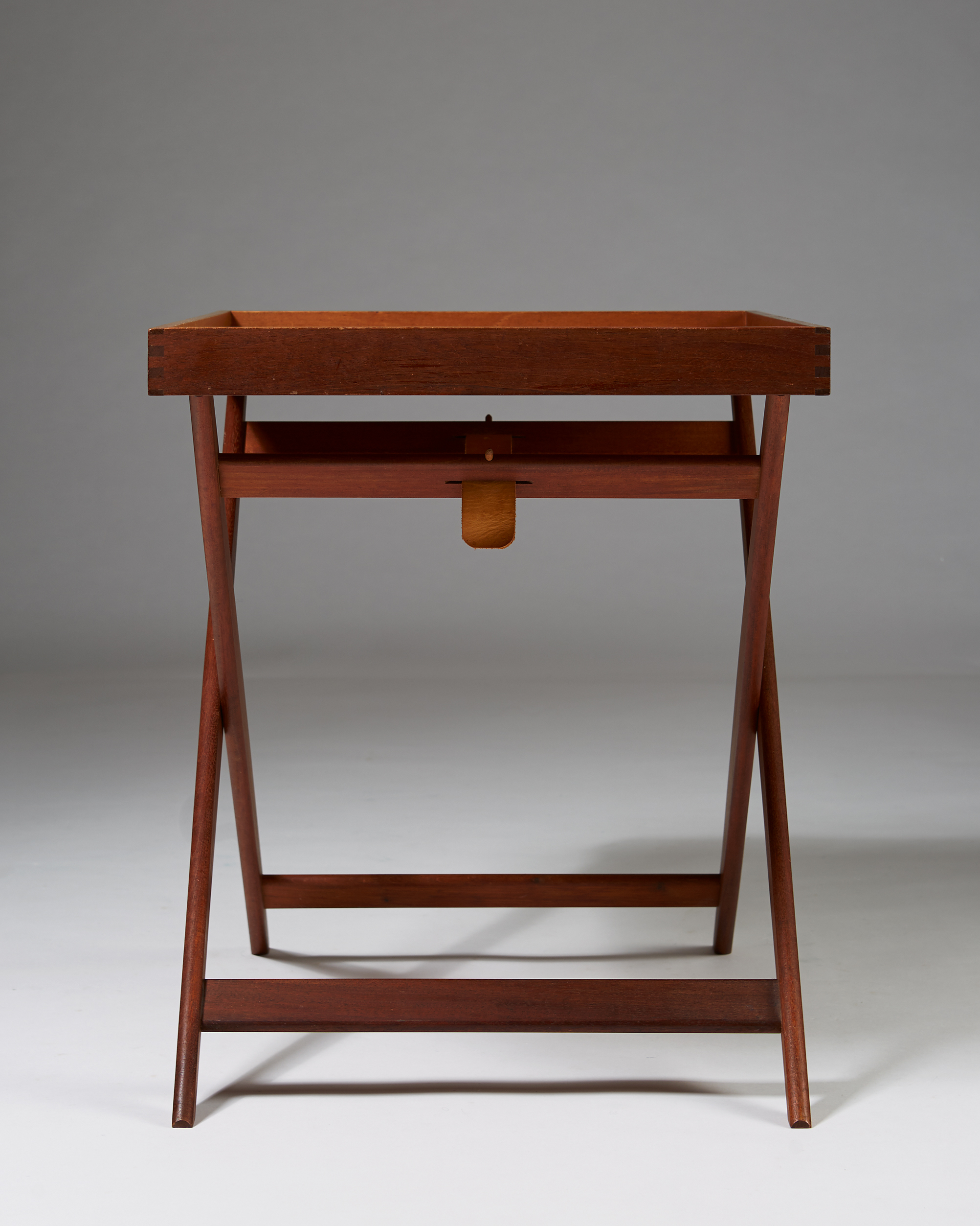 Tray Table, Anonymous, for Rud Rasmussen, Denmark. 1960's. by Modernity on curated-crowd.com